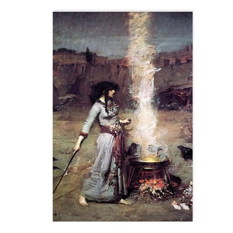 Magic Circle Postcards (Package of 8)