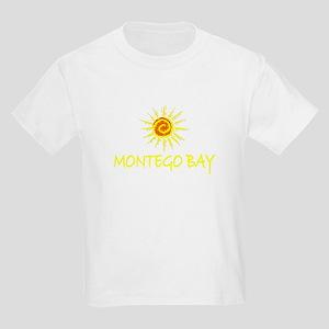 Montego Bay, Jamaica Kids Light T-Shirt