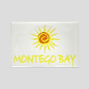 Montego Bay, Jamaica Rectangle Magnet