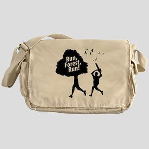 Run Forest Run | Messenger Bag