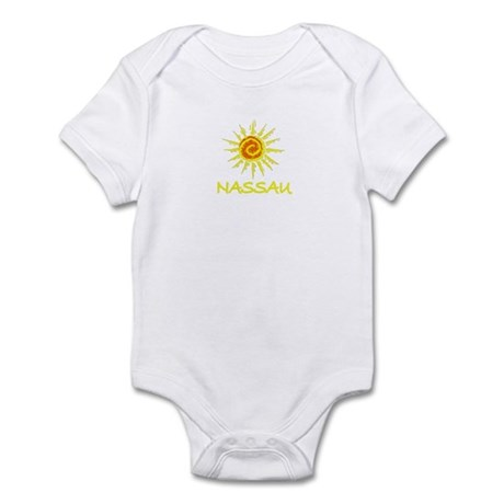Nassau, Bahamas Infant Bodysuit