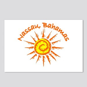 Nassau, Bahamas Postcards (Package of 8)