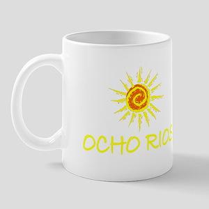 Ocho Rios, Jamaica Mug