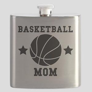 Basketball Mom Flask