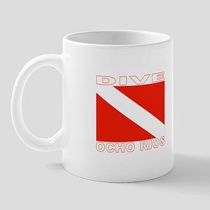 Dive Ocho Rios, Jamaica Mug