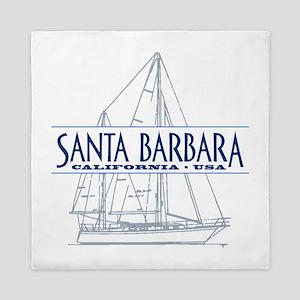 Santa Barbara - Queen Duvet