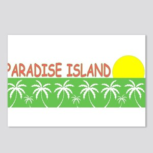 Paradise Island, Bahamas Postcards (Package of 8)