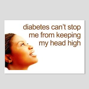 Keep My Head High Postcards (Package of 8)