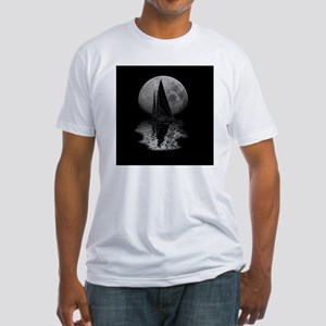Midnight Sailing Fitted T-Shirt