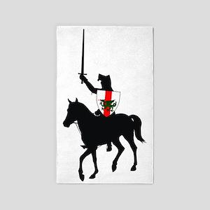 Midrealm Cavalry 3'x5' Area Rug