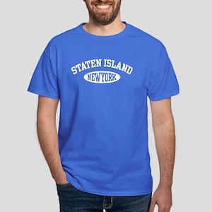 Staten Island New York Dark T-Shirt