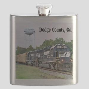 Eastman, Georgia Flask
