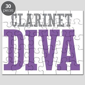 Clarinet DIVA Puzzle
