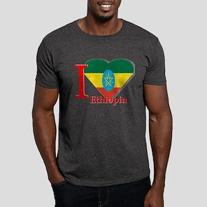 I love Ethiopia Dark T-Shirt