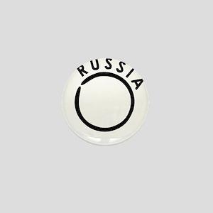 Rossija - Russia Mini Button