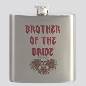 Brother of the Bride Flask