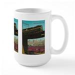 PENNA. RAILROAD 1960 Cover Large Mug