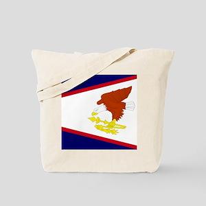 Samoan flag Tote Bag