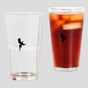 pheasantwhirring sinphonys Drinking Glass