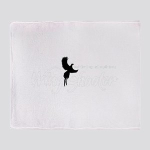 pheasantwhirring sinphonys Throw Blanket