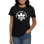 EMT Emergency Women's Dark T-Shirt