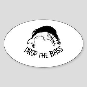 Drop the Bass Sticker
