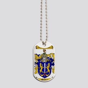 Maher Family Crest / Maher Coat of Arms Dog Tags