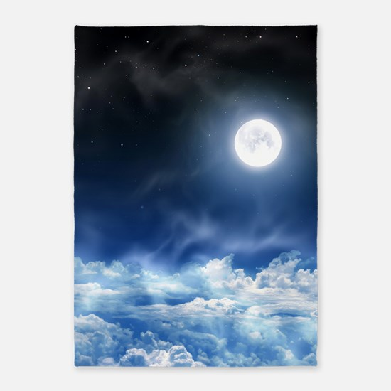 Night Sky 5'x7'Area Rug
