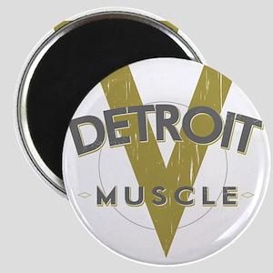 Detroit Muscle copy Magnet