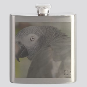The Timothy African Grey Flask
