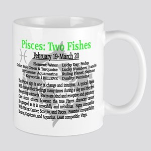 Pisces Traits Mugs
