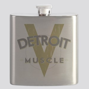 Detroit Muscle copy Flask