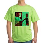 Alchemical Man Discovers Syne Green T-Shirt