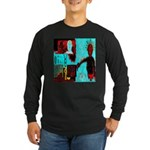 Alchemical Man Discovers Syne Long Sleeve Dark T-S