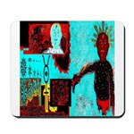 Alchemical Man Discovers Syne Mousepad