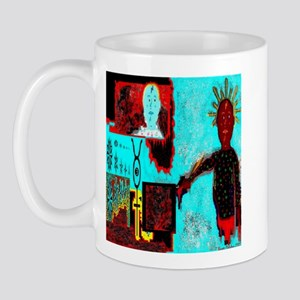 Alchemical Man Discovers Syne Mug