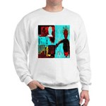 Alchemical Man Discovers Syne Sweatshirt