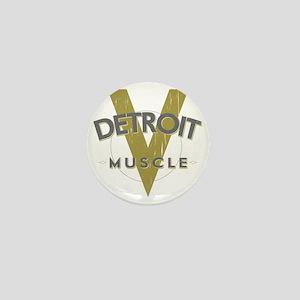Detroit Muscle copy Mini Button