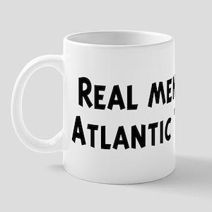 Men eat Atlantic Trout Mug