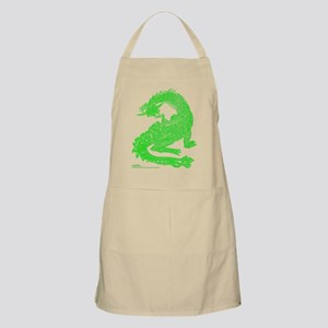 Hi Mum! Green Dragons BBQ Apron