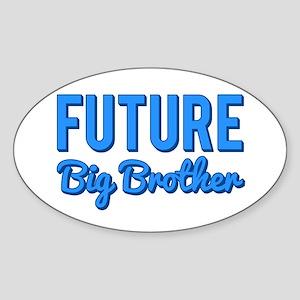 Future Big Brother Sticker