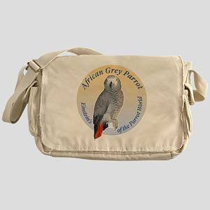 Einstein of the Parrot World (Africa Messenger Bag