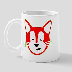 Henry Cat for Teapot Mug