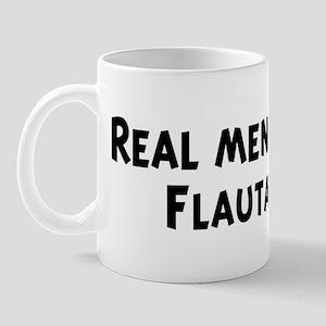 Men eat Flautas Mug