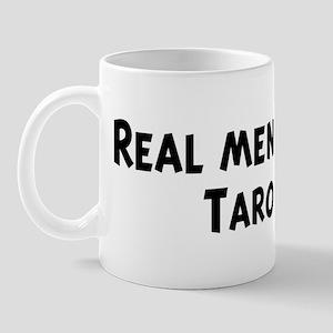 Men eat Taro Mug