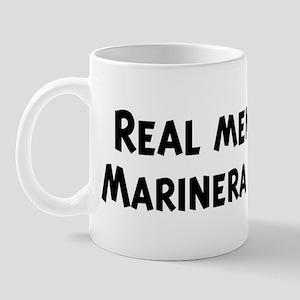 Men eat Marinera Sauce Mug