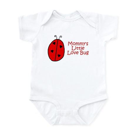 Mommy's Little Love Bug Onesie