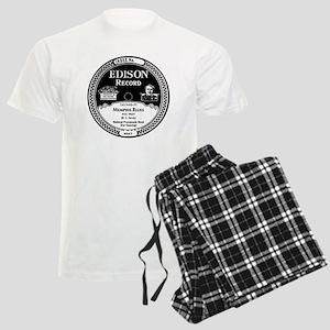 Memphis Blues Edison record l Men's Light Pajamas