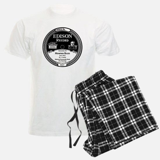 Memphis Blues Edison record l Pajamas