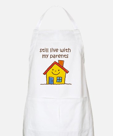 Still Live with Parents Apron